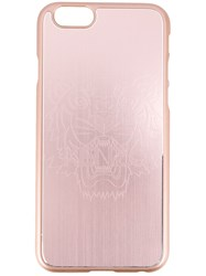 Kenzo 'Tiger' Iphone 6 Case Pink And Purple