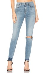 Lovers Friends Mason High Rise Skinny Jean Wesley