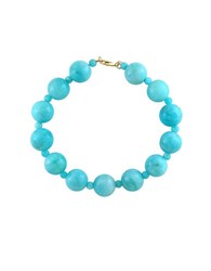 Effy Amazonite Beaded Bracelet Blue