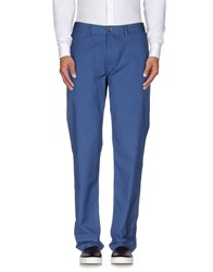 Ben Sherman Trousers Casual Trousers Men Blue