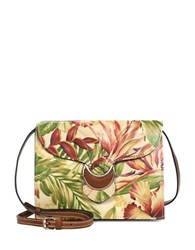 Patricia Nash Van Sannio Convertible Crossbody Cuban Tropical