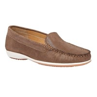 Lotus Conforti Shimmer Loafers Bronze