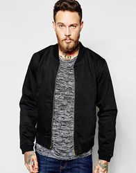 Dr. Denim Dr Denim Blaze Bomber Jacket Black