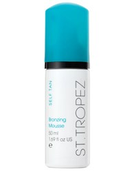 St. Tropez Self Tan Bronzing Mousse 1.7Oz Bronze