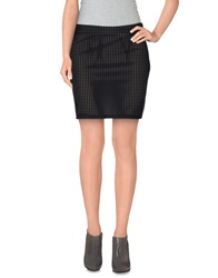 Gianfranco Ferre Gf Ferre' Mini Skirts Black