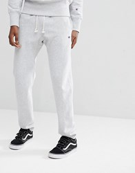 Champion Joggers With Small Logo In Gray Gray