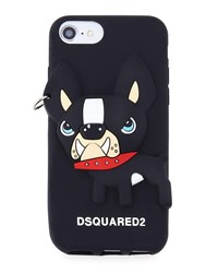Dsquared Dog Iphone 7 Case Black