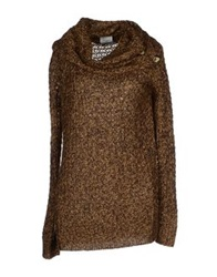 Vero Moda Turtlenecks Beige