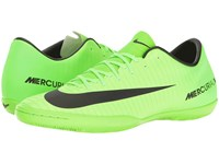 Nike Mercurial Victory Vi Ic Electric Green Black Flash Lime White Men's Soccer Shoes