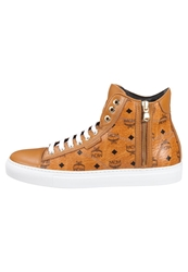 Michalsky Urban Normad Iii Hightop Trainers Cognac