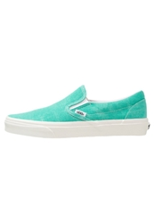 Vans Classic Slipons Pool Green