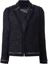 Vince Raw Edged Blazer