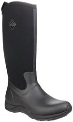 Muck Boot Arctic Adventure Wellington Boots Black