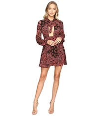 For Love And Lemons Elodi Mini Dress Crimson Women's Dress Red