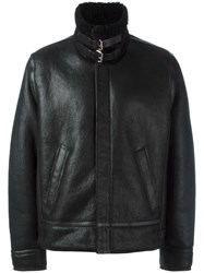 Paul Smith Ps By Concealed Fastening Jacket Black