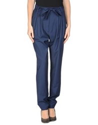 Bgn Casual Pants Dark Blue