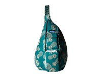 Kavu Rope Bag Pineapple Passion Backpack Bags Blue