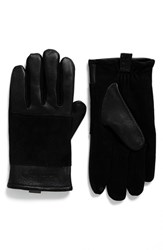 Timberland Men's Suede Gloves