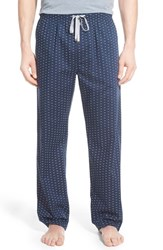 Men's Michael Kors Plaid Poplin Lounge Pants Petrol