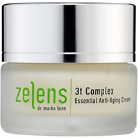 Zelens Women's 3T Complex Essential Anti Aging Cream No Color