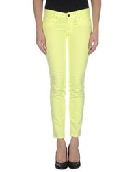 S.O.S By Orza Studio Casual Pants Acid Green