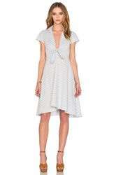 Saylor Whitley Dress Baby Blue