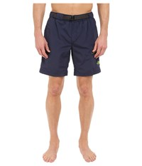The North Face Belted Guide Trunks Cosmic Blue Prior Season Shorts