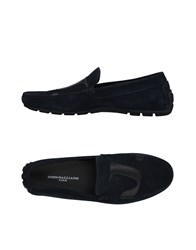 John Galliano Loafers Dark Blue