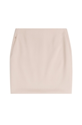 Akris Silk Crepe Skirt