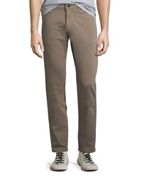 Dl Men's Russell Slim Straight Jeans Beige