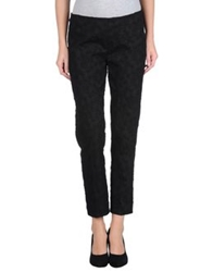 Thinple Casual Pants Black