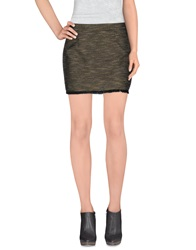Guess By Marciano Mini Skirts Black