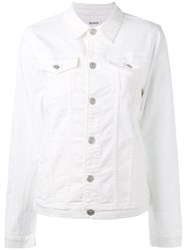 Hudson Denim Jacket White