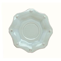 Juliska Ice Blue Berry And Thread Scallop Saucer 18Cm