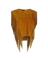 Roseanna Capes And Ponchos Ocher