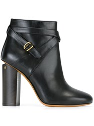 Bally 'Caphie' Ankle Boots Black