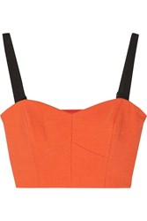 Milly Cady Bustier Orange
