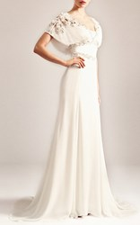 Temperley London The Willow White