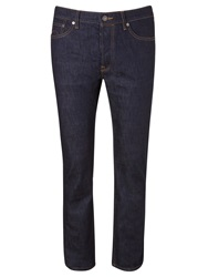 Pretty Green Burnage Regular Fit Jeans Rinse