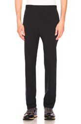 Valentino Informal Chino Trousers In Blue