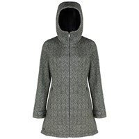 Regatta Radella Hooded Fleece Grey