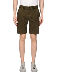 Kr3w Bermudas Military Green