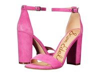 Sam Edelman Yaro Hot Pink Women's Dress Sandals