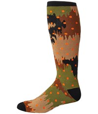 Neff Brutus Snow Sock Camo Men's Knee High Socks Shoes Multi