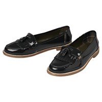 Barbour Naomi Loafers Black