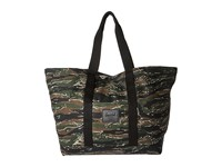 Herschel Bamfield Tiger Camo Tote Handbags Multi