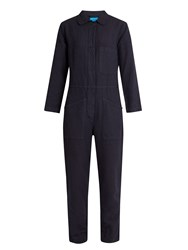Mih Jeans Eames Jumpsuit Navy