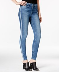 Guess 1981 Medium Blue Wash Skinny Jeans Light Medium Wash