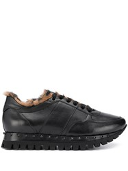 Kennel Schmenger And Fur Lined Trainers Black