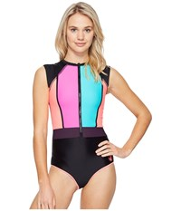 Body Glove Borderline Stand Up Paddle Suit Vivo Women's Swimsuits One Piece Multi